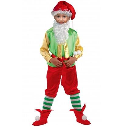 Как сделать костюм гнома в домашних условиях