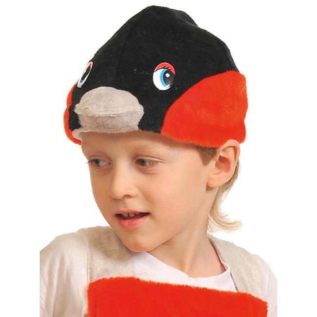 Как сделать шапочки птиц